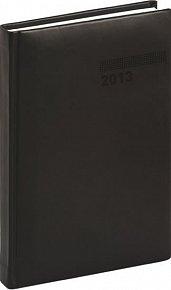 Diář 2013 - Tucson-Vivella - Denní B6, černá, 11 x 17 cm