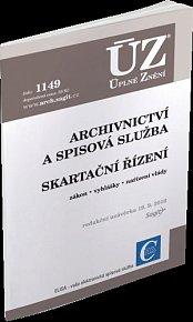 ÚZ č. 1149 - Archivnictví a spisová služba, Skartační řízení