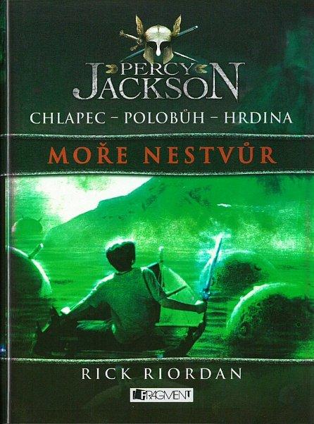 Náhled Percy Jackson – Moře nestvůr