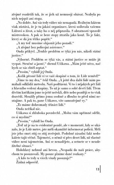 Náhled 1Q84: Kniha 3