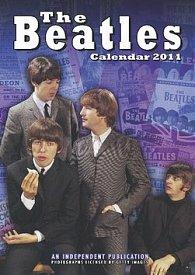 Kalendář 2011 - The Beatles (29,7x42) nástěnný