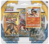 POKÉMON: Sun & Moon 3 Blister Booster (1/24)