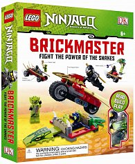LEGO Ninjago Fight the Power of the Snakes! Brickmaster