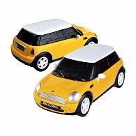Puzzle - žlutý MiniCooper