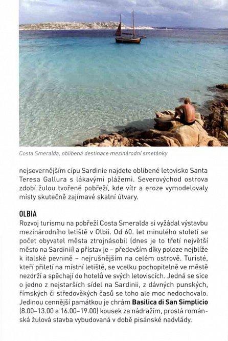 Náhled Sardinie - Inspirace na cesty