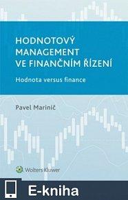 Hodnotový management ve finančním řízení (E-KNIHA)