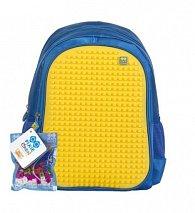 Pixie Batoh PXB-07 modrá / žlutá