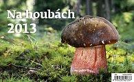 Kalendář stolní 2013 - Na houbách
