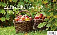 Kalendář stolní 2013 - Zahradkářův rok