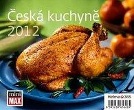 Kalendář stolní 2012 - MiniMax - Česká kuchyně
