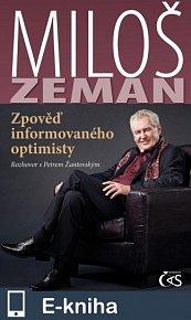 Miloš Zeman - Zpověď informovaného optimisty (E-KNIHA)