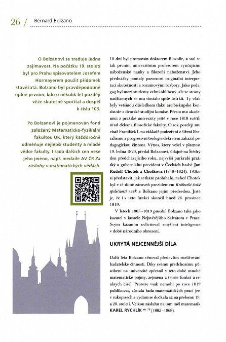 Náhled Cesty nesmrtelných - Putování po osudech a hrobech slavných českých matematiků, fyziků a astronomů