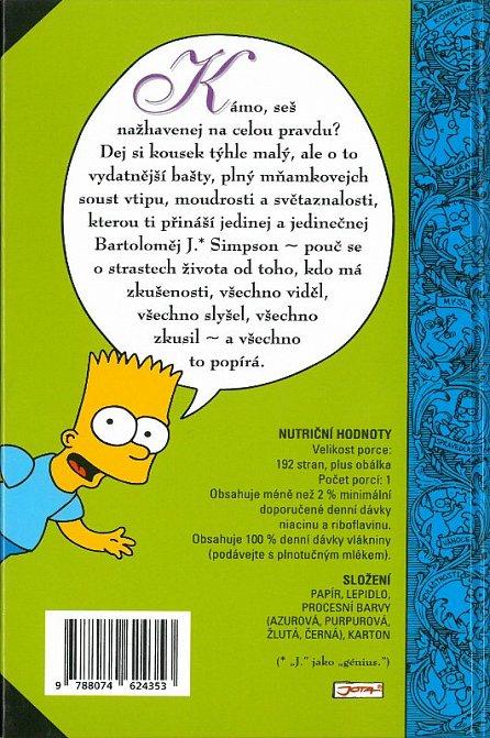 Náhled Bart Simpson - Průvodce životem