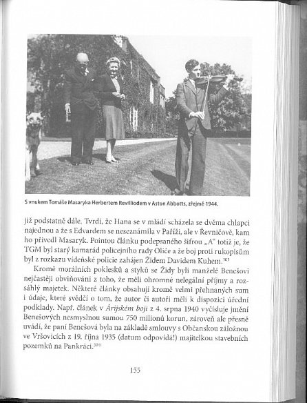 Náhled Hana Benešová - Neobyčejný příběh manželky druhého československého prezidenta (1885-1974)