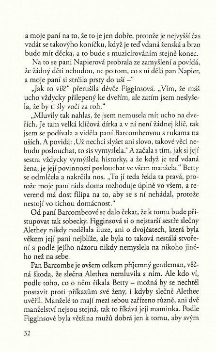 Náhled Pozoruhodná dobrodružství slečny Alethey Darcyové