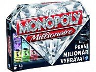 Společenská hra Monopoly Millionaire