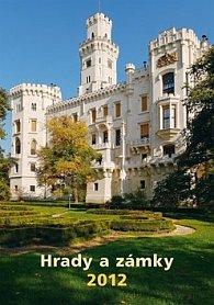 Kalendář nástěnný 2012 - Hrady a zámky