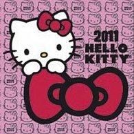 Hello Kitty 2011 - nástěnný kalendář