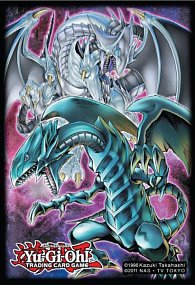 Yugioh: Obaly na karty - Double Dragon