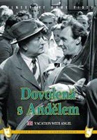 Dovolená s Andělem - DVD box