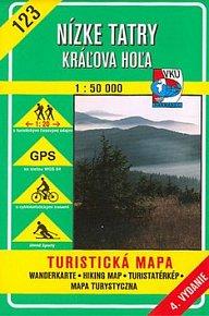 S 123 Nízke Tatry - Kráľova Hoľa
