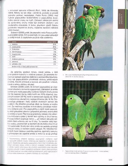 Náhled Průvodce chovem papoušků