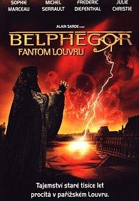 Belphegor: Fantom Louvru - DVD