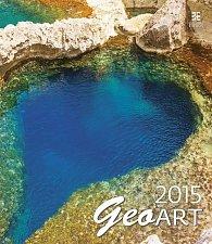 Kalendář nástěnný 2015 - Geo Art