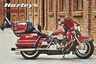 Kalendář nástěnný 2012 - Harleys, 48 x 33 cm