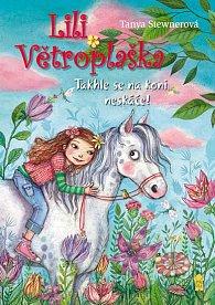 Lili Větroplaška: Takhle se na koni neskáče!