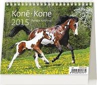 Kalendář stolní 2015 - MiniMax Koně