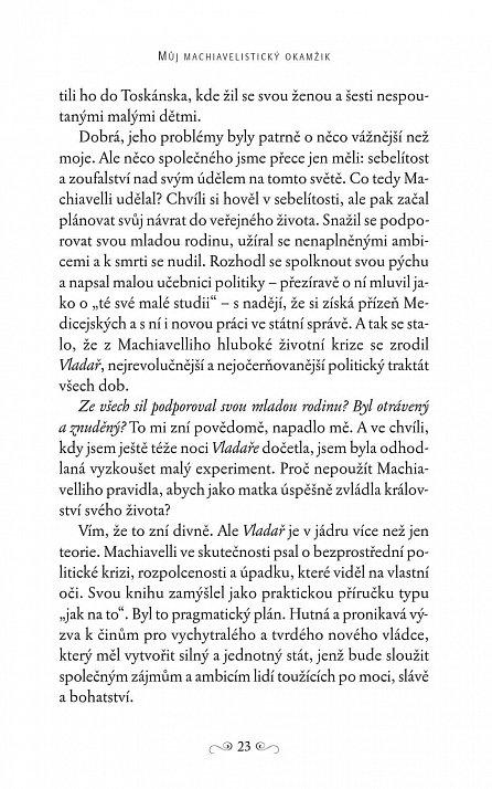 Náhled Machiavelli pro mámy - Zásady úspěšné vladařky aneb Jak vychovávat děti