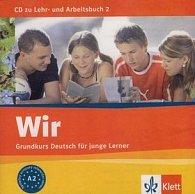 Wir 2 K učebnici a pracovnímu sešitu Wir 2