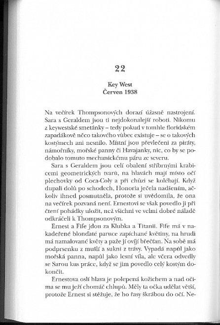 Náhled Paní Hemingwayová