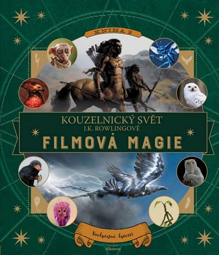 Náhled Kouzelnický svět J. K. Rowlingové: Filmová magie 2
