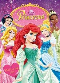 Princezná Knižka na rok 2014