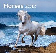Kalendář nástěnný 2012 - Koně 340x325