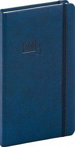 Diář 2013 - Diamante - Kapesní, modrá, 9 x 15,5 cm