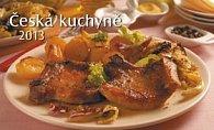 Česká kuchyně - stolní kalendář 2013