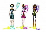 Monster High záchranný tým