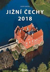 Kalendář nástěnný 2018 - Jižní Čechy/střední formát