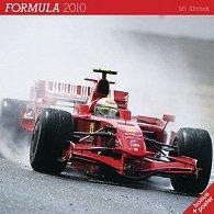 Formule 2010 - nástěnný kalendář