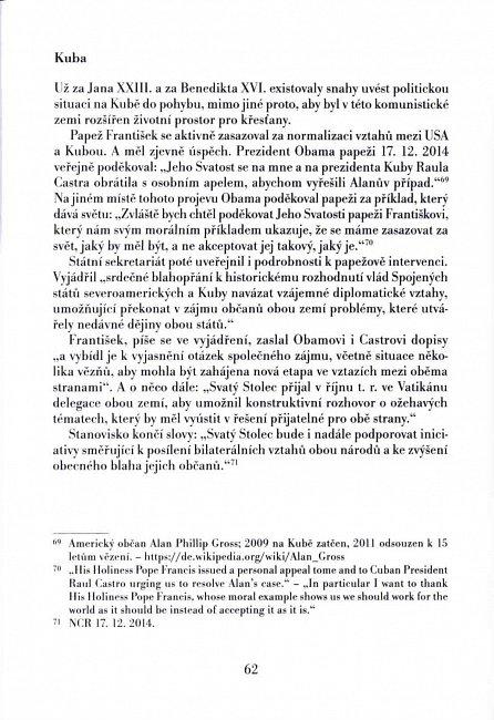 Náhled Papež František a jeho reforma církve