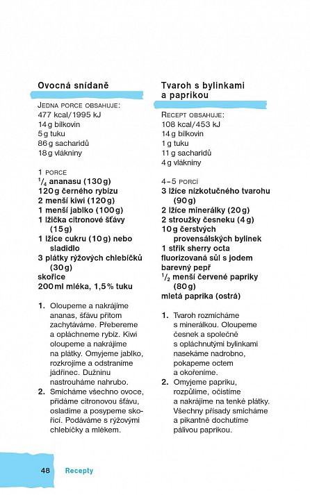 Náhled Chutně při revmatismu - Recepty bez počítání kalorií a bez vážení