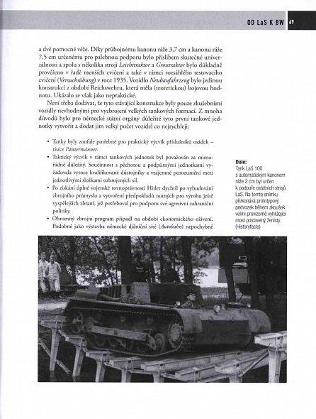 Náhled Historie německého tankového vojska 1939-42
