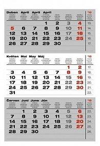 Mini tříměsiční 2010 - stolní kalendář