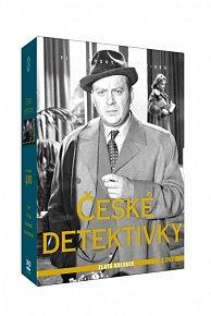 České detektivky - 4DVD