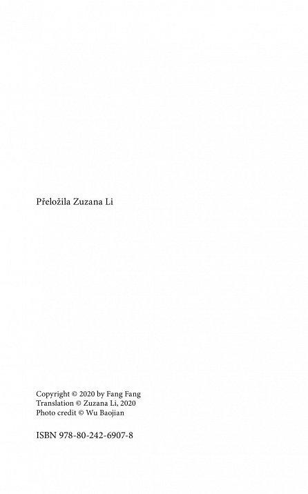 Náhled Deník z Wu-chanu