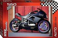 Puzzle 560 Motorka