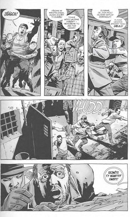 Náhled Živí mrtví 21 - Totální válka 2. část